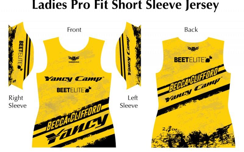 YancyCamp_LadiesShortSleeveJersey_Yellow_BeccaClifford