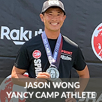 OCR Regional: Jason Wong