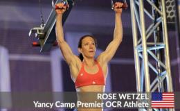 Yancy Camp Premier OCR Athlete Rose Wetzel