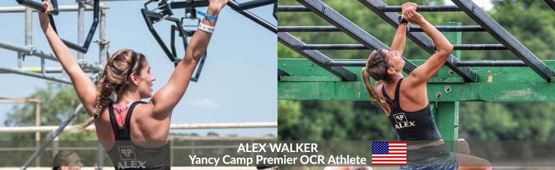 OCR Premier Athlete Alex Walker