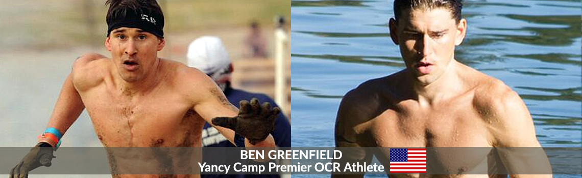 Yancy Camp Premier OCR Athlete Ben Greenfield