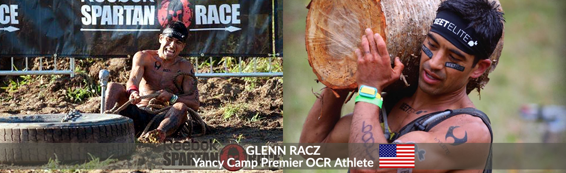 Yancy Camp Premier OCR Athlete Glenn Racz