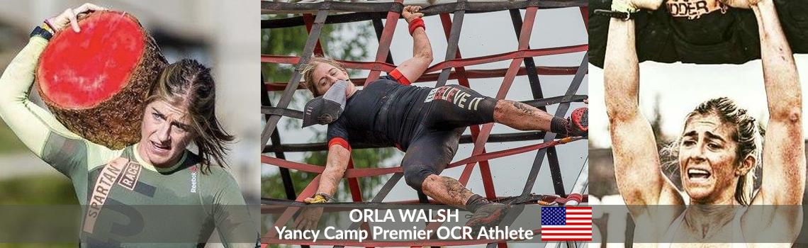 Yancy Camp Premier OCR Athlete Orla Walsh