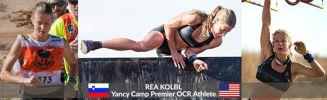 Yancy Camp Premier OCR Athlete Rea Kolbl