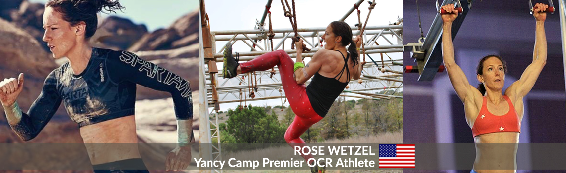 Yancy Camp Premier OCR Athlete Rose Wetzel