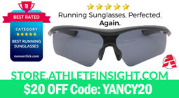 Yancy Camp Partner AthleteInsight - Get $20 off using discount code: YANCY20