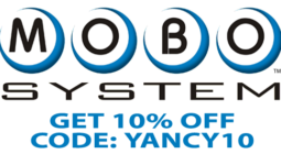 Yancy Camp partner - MOBO System - Get 10% off using discount code: YANCY10