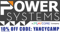 Yancy Camp Partner POWERSYSTEMS 10% OFF CODE: YANCYCAMP
