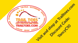 Yancy Camp Partner Trailtoes Shop with Code: YANCYC10