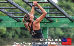 Yancy Camp Premier OCR Athlete Alex Walker