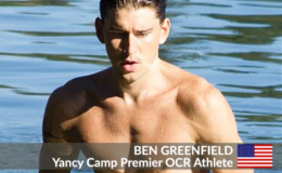 Yancy Camp OCR Premier Athlete Ben Greenfield