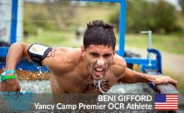 Yancy Camp OCR Premier Athlete Beni Gifford