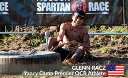 Yancy Camp OCR Premier Athlete Glenn Racz