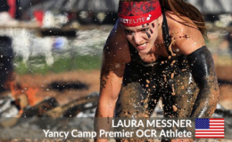 Yancy Camp Premier OCR Athlete Laura Messner