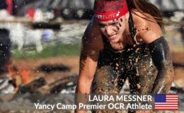 Yancy Camp Premier OCR Athlete Laura Messner