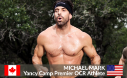 Yancy Camp Premier OCR Athlete Michael Mark