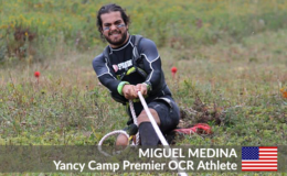 Yancy Camp Premier OCR Athlete Miguel Medina