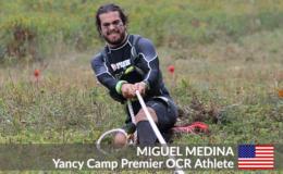 Yancy Camp Premier OCR Athlete Miguel Medina