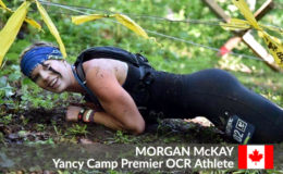Yancy Camp Premier OCR Athlete Morgan McKay