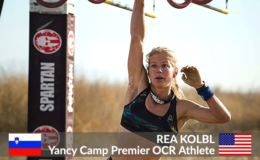 Yancy Camp Premier OCR Athlete Rea Kolbl