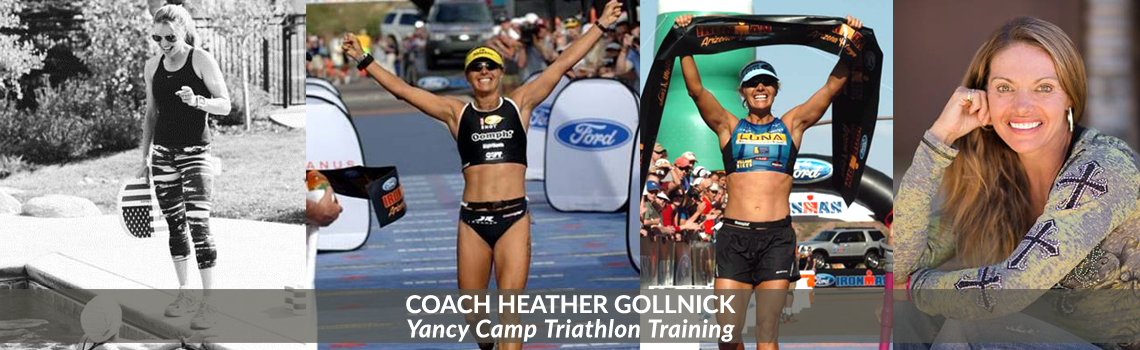 Yancy Camp Coach Heather Gollnick