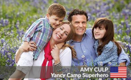 Yancy Camp Superhero Amy Culp