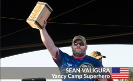 Yancy Camp Superhero Sean Valigura