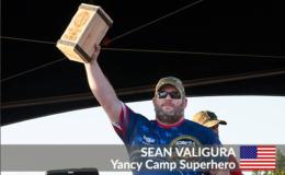 Yancy Camp Superhero Sean Valigura