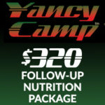 Yancy Camp Nutrition Follow-Up Package