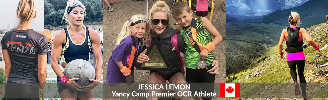 Yancy Camp Premier OCR Athlete Jessica Lemon