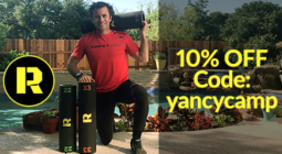 Yancy Camp + RAMroller = Great Workouts! 10% OFF Code: yancycamp