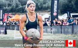 Yancy Camp Premier OCR Athlete Jessica Lemon