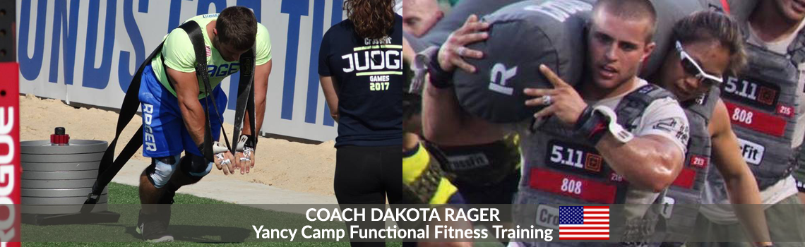 Join Yancy Camp Functional Fitness Coaching with Dakota Rager