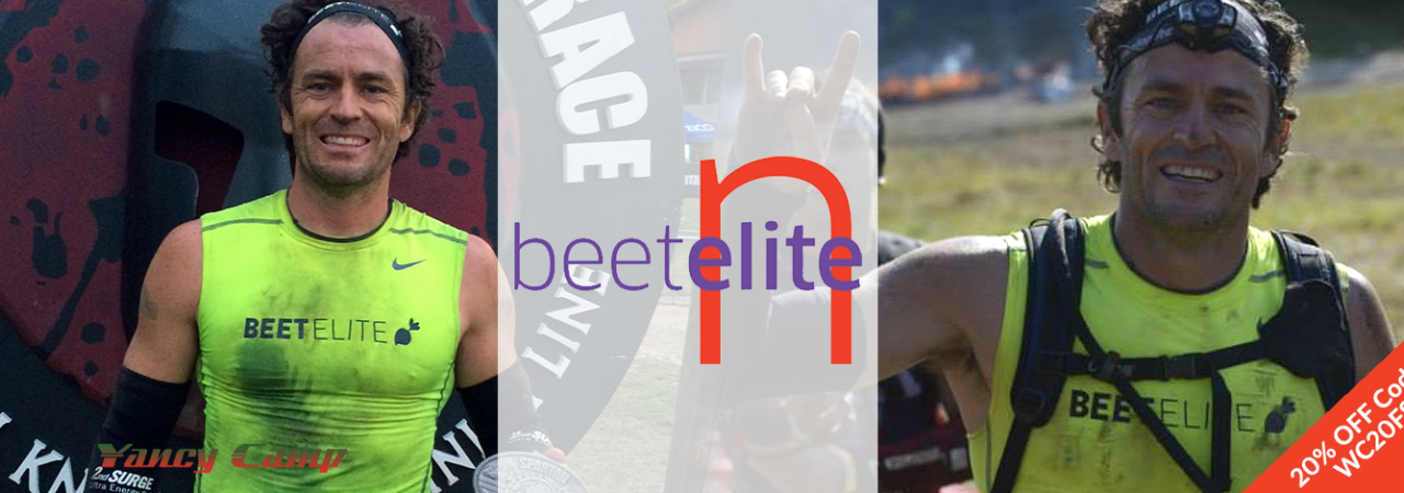 Yancy Camp Partner BeetElite Human N Get 20% off using discount code: WC20FS