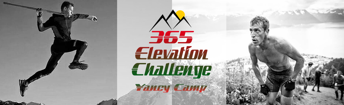 Yancy Camp OCR Premiere Athlete Matt Novakovich's 365 Elevation Challenge