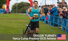 Yancy Camp Premier OCR Athlete Taylor Turney