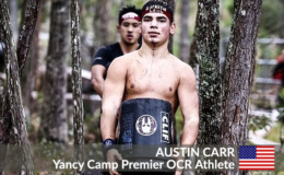 Yancy Camp Premier OCR Athlete Austin Carr