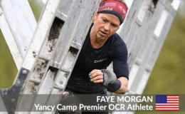 Yancy Camp Premier OCR Athlete Faye Morgan