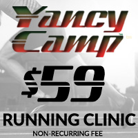 Yancy Camp Running Mechanic's Clinic - Lawrence, MA