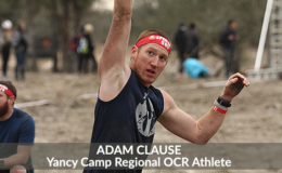 Yancy Camp Regional OCR Athlete Adam Clause