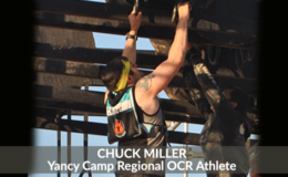 Yancy Camp Regional OCR Athlete Chuck Miller