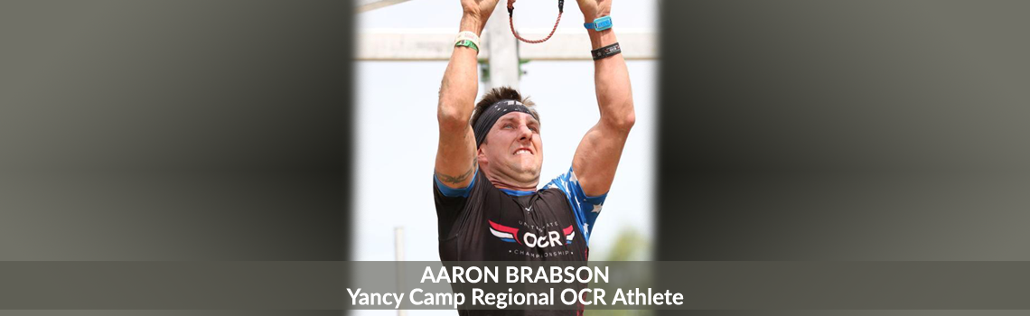 Yancy Camp Regional OCR Athlete Aaron Brabson