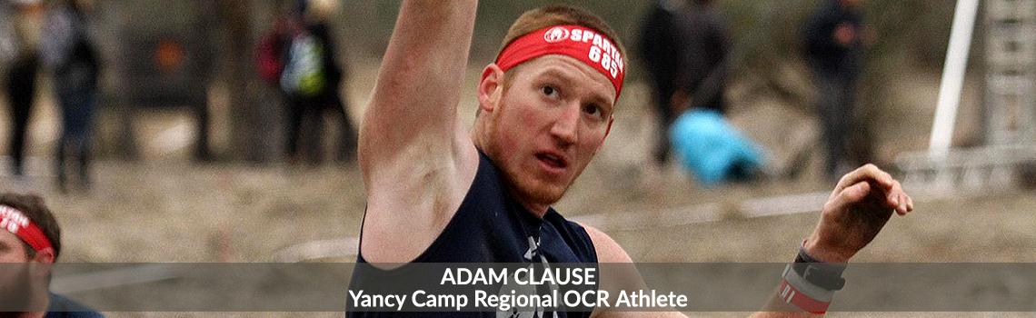 Yancy Camp Regional OCR Athlete Adam Clause