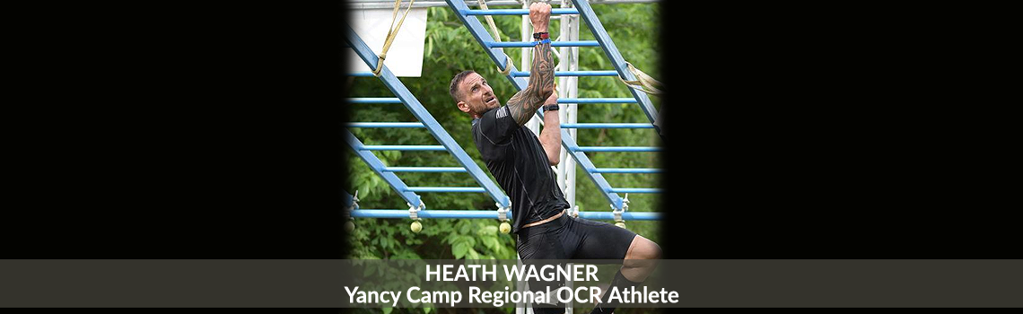 Yancy Camp Regional OCR Athlete Heath Wagner