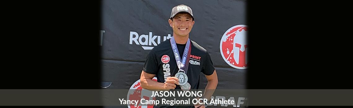 Yancy Camp Regional OCR Athlete Jason Wong