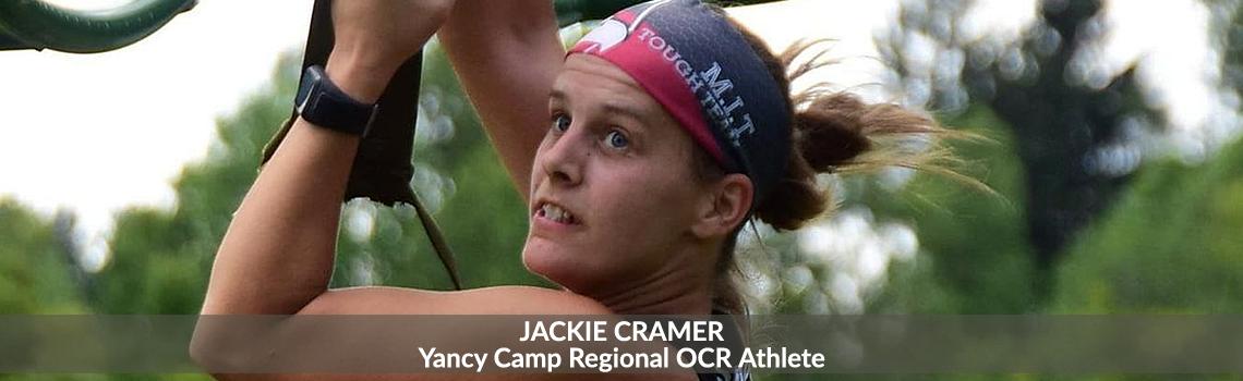 Yancy Camp Regional OCR Athlete Jackie Cramer