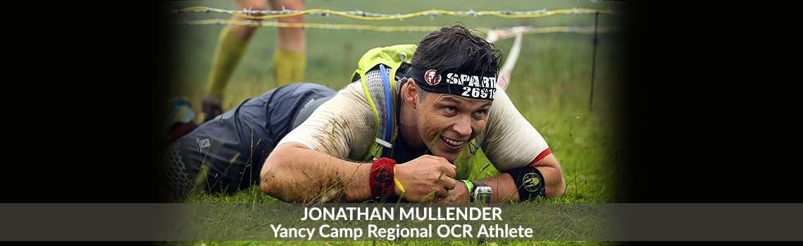 Yancy Camp Regional OCR Athlete Jonathon Mullender