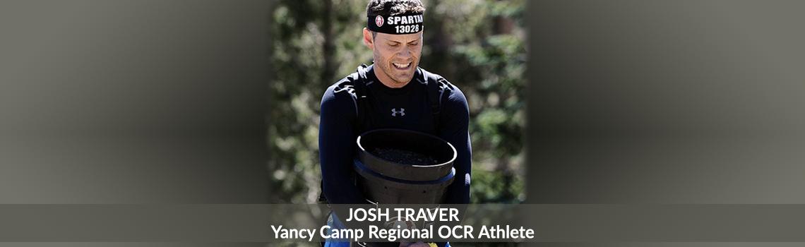 Yancy Camp Regional OCR Athlete Josh Traver