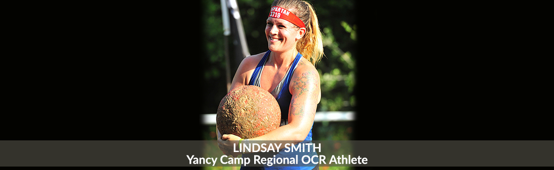 Yancy Camp Regional OCR Athlete Lindsay Smith