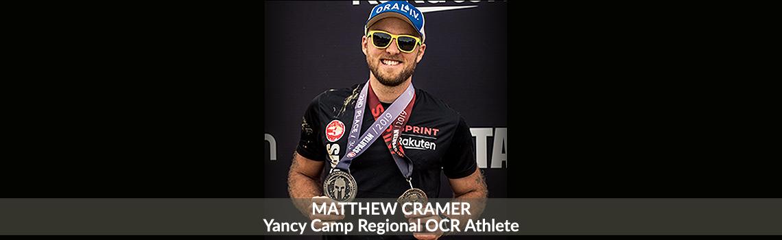 Yancy Camp Regional OCR Athlete Matthew Cramer
